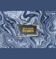marble beige textute tile liquid pattern vector image vector image