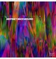 Multicolor illuminated Fantasy abstract vector image vector image