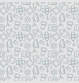photographic seamless pattern background vector image
