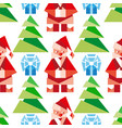 christmas matte background vector image vector image