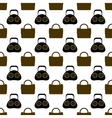 Seamless Womens Handbag Pattern vector image