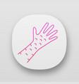 skin rash hives app icon