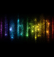 spectrum abstract background vector image vector image