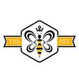 vintage bee logo
