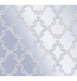baroque paper pattern background rich imperial vector image vector image