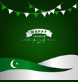 pakistan independence day design for celebrate