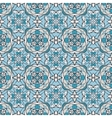 Seamless pattern with decorative ornament vector image vector image