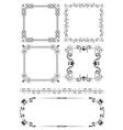 al 0205 frames 01 vector image vector image