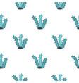 aquatic plant pattern seamless
