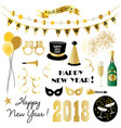 New years eve clipart vector image