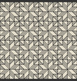 patchwork monochrome geometric seamless pattern vector image vector image
