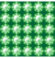 pattern of colored gemstones vector image