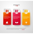 for your business presentations vector image