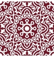 Abstract arabic or persian seamless ornament vector image vector image