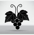 vine icon vector image vector image