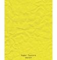 paper texture yellow vector image