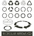 circular arrows collection