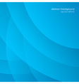 Abstract background smooth vector image vector image