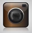 app camera vector image vector image