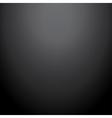 Realistic dark carbon background texture vector image