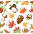 Autumn hand draw background