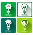 Green ideas4 vector image vector image