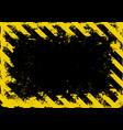 danger background vector image