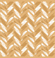 zigzag pattern seamless zigzag background golden vector image vector image