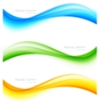 set banners vector image vector image