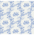 Vintage ornament pattern vector image