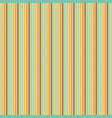 vintage striped background seamless pattern vector image vector image
