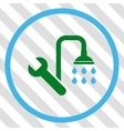 Plumbing Icon vector image
