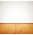 wood floor vector image vector image