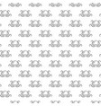 unique digital octopus seamless pattern with vector image