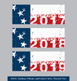 betsy ross flag independence day timeline cover vector image vector image