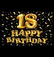 18 years anniversary happy birthday joy