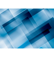 blue background with rectangles vector image vector image