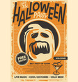 ghost graphic for halloween night eve vector image vector image