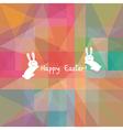 Happy Easter6 vector image vector image
