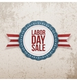 Labor Day Sale festive Banner vector image vector image