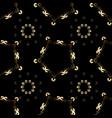 pattern medieval floral royal pattern good for vector image