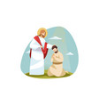 religion bible chistianity concept vector image vector image