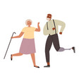 elderly people active lifestyle