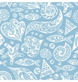 Nautical Sketch Pattern vector image