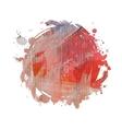 bright spot watercolor vector image