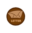 logo letter vector image vector image