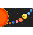 universe vector image vector image