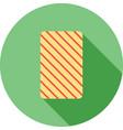 card backwards vector image