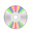 CD disc vector image