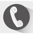 customer service icon design vector image vector image
